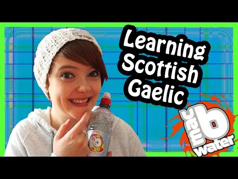 Learning Gaelic - Sponsored Video (MacB)