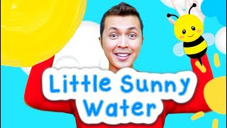 Little Sunny Water (Dance Song with actions) | ESL Kinder Preschool Songs