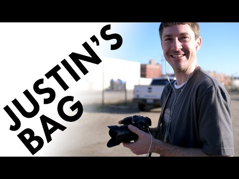 EVERYTHING in a YouTuber's Bag!