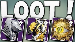 Destiny - TRIALS FLAWLESS LOOT x3 !!