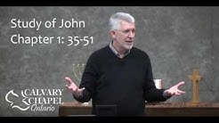 John 1 (Part 3) :35-51 - The First Disciples