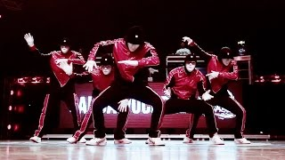 Jabbawockeez at Battle of the Year 2014