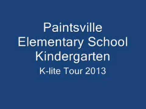 PES Kindergarten at K-lite 94.7 - May 2013