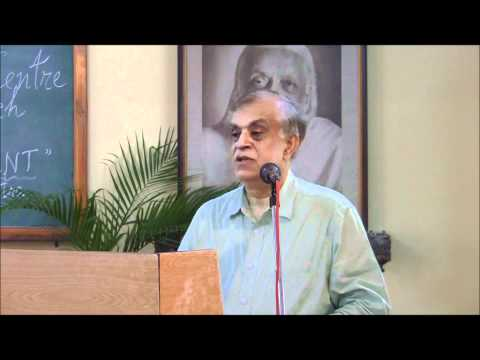 Pondicherry Event Vid 2_Rajiv Malhotra's Talk Part 1 - U Turn Theory