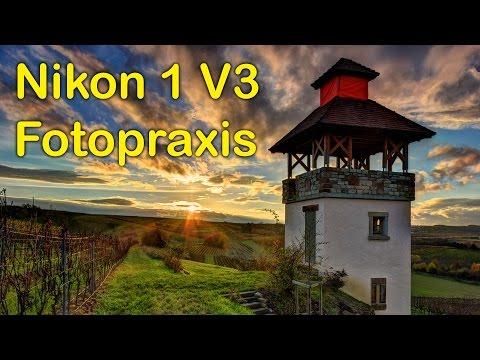 Nikon 1 V3 & 1Nikkor 70-300mm - Fotopraxis - Test & Review