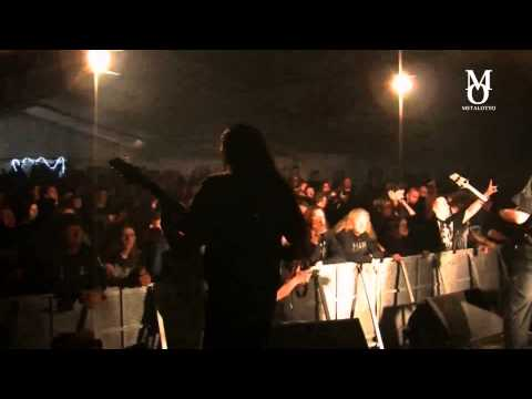 LAY DOWN ROTTEN - Hours Of Infinity live @ Chronical Moshers Open Air 2012