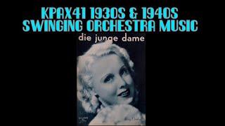 Wunderbar 1930s 1940s German Dance Band Musik KPAX41