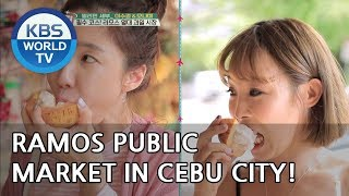 Welcome to Ramos Public Market in Cebu City! [Battle Trip/2018.09.02]