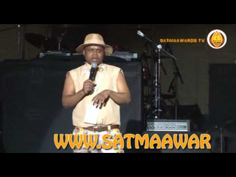 SATMA AWARDS DAY 1    SOUTH AFRICA COMEDY SHOW South Africa Comendian Tsoro  UNIZULU   BHEKEZULU HAL