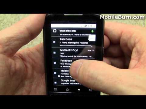 Motorola DROID Pro (Verizon) review - part 1 of 2