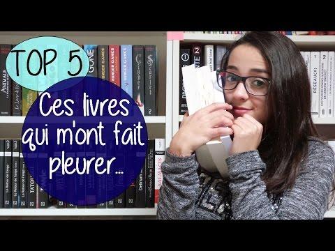 Top 5 Ces Livres Qui M Ont Fait Pleurer