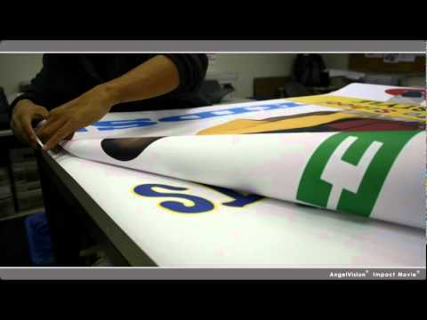 Océ ColorWave Poster Printer Demo Video