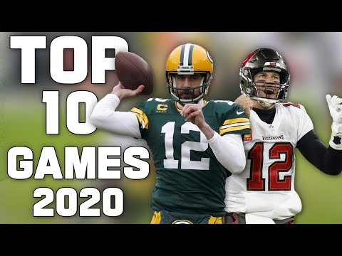 Top 10 Games of the 2020 NFL Season