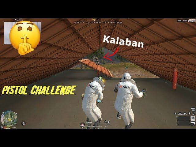 BINIHAG KAME NG KALABAN!(TEAM PH PISTOL CHALLENGE)