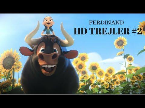 FERDINAND/ HD TREJLER #2 / u bioskopima od 21. decembra streaming vf