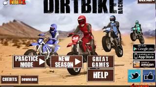 Dirtbike Motorcycle Racing Game