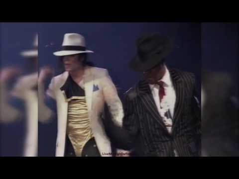 Michael Jackson - Smooth Criminal - Live Brunei 1996 - HD