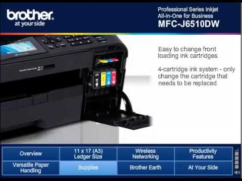 BROTHER MFC-J65100W DRIVER FOR WINDOWS 8