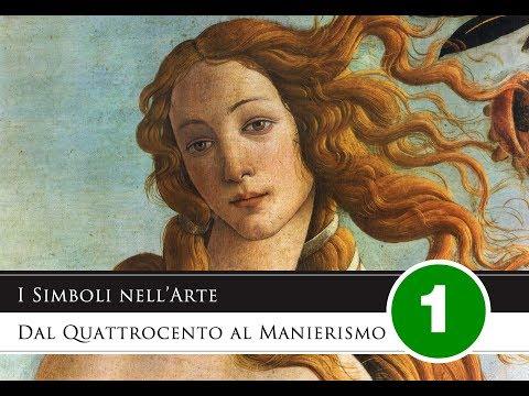 I Simboli nell'Arte - Dal Quattrocento al Manierismo