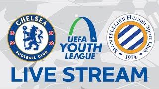 Chelsea vs. Montpellier: UEFA Youth League LIVE!