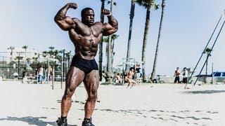 Kali Muscle - SLAP CITY LEG TRAINING