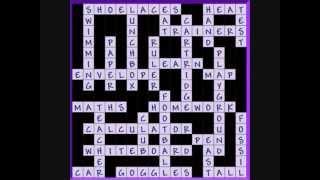 Binweevils - Every Single Crossword Answer