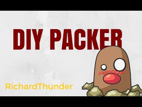 DIY FtM Packer   Richard Thunder