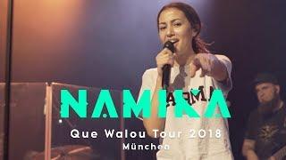 Namika - Que Walou Tour 2018 - München