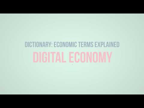 What is the Digital Economy?