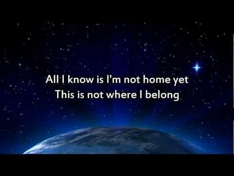 Building 429 - Where I Belong - Instrumental with lyrics