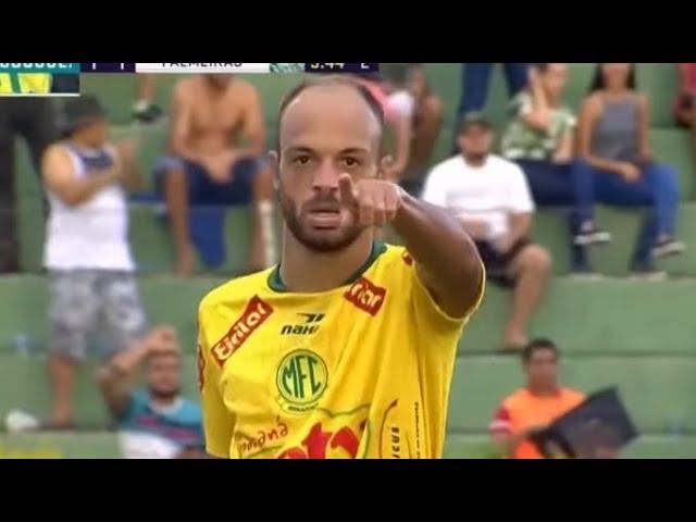 Gol de Carlão - Mirassol 1 x 1 Palmeiras - Narração de Fausto Favara