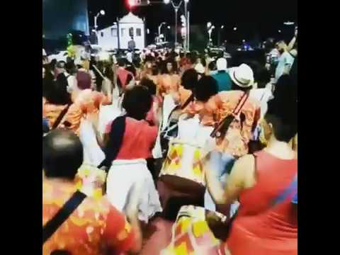 Cortejo Pernambaiano - Maracatu Ventos de Ouro