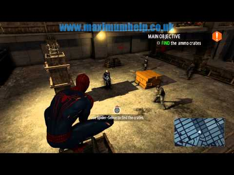 02 On The Trail Of A Killer! The Amazing Spiderman 2 Walkthrough Super Hero Difficulty Max Settings