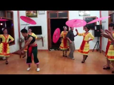 Video Clip - 04 Múa xoè Dân tộc Thái _ Sơn La.