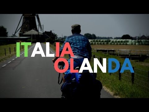 Holland Europe Tour 2016 (Olanda in bicicletta, cicloturismo)