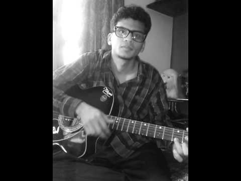 Ishq Bulava Guitar Cover With Backing Track.