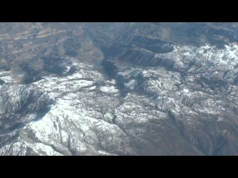 Los Angeles-to-San Francisco flight: view of Venice, Malibu, Coast Range & Monterey Bay 2011-02-23