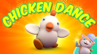 Repeat youtube video Chicken Dance Song - Looi TV, fun for kids