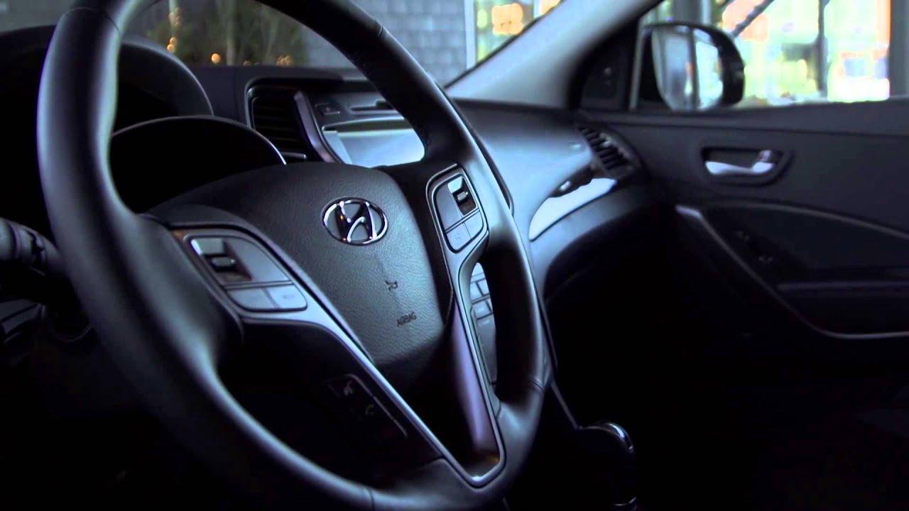 Hyundai Santa FE XL 2015