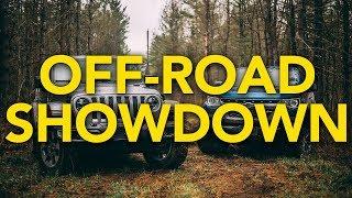2018 Jeep Wrangler vs Chevrolet Colorado ZR2: Off-Road Showdown! SUV vs Truck!