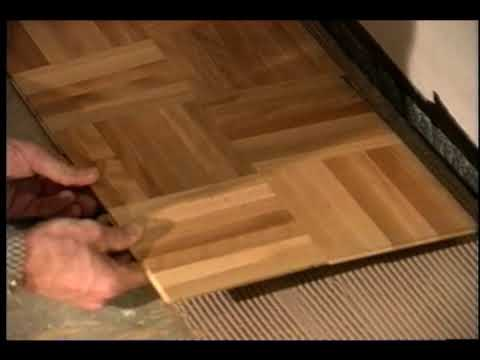 Parquet youtube for Plancher chauffant rona