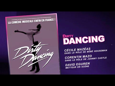 Interview filmée de la troupe de DIRTY DANCING pour Le Mensuel Mag en 2015
