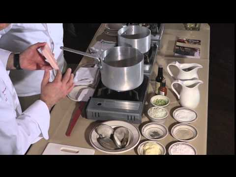 The Chefs' Table Series  Union Oyster House Cooking Demo