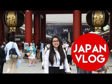 VLOG: Tokyo & Kamogawa, Japan!   iamdazale