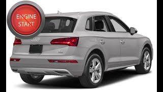 Audi Q5 mit einer tote-Taste? Holen Sie sich und beginnen Sie die push-Taste start-Modelle!