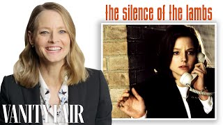 "Jodie Foster Breaks Down Her Career, from ""Silence of the Lambs"" to ""Hotel Artemis"""