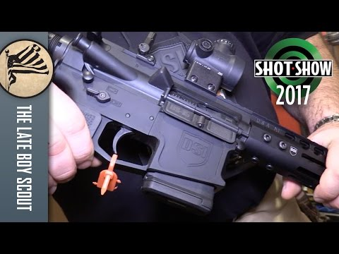 50 State Legal AR's from Dark Storm Industries: SHOT Show 2017