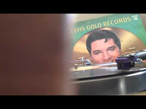 love letters ELVIS elvis' gold records volume 4 12