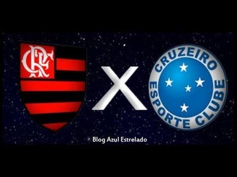 Flamengo 1 X 0 Cruzeiro - Copa Do Brasil 28/08/2013 - Oitavas De Final - Jogo Completo
