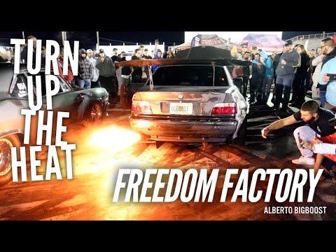FREEDOM FACTORY CAR